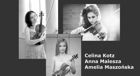 Koncert zokazji Międzynarodowego Dnia Muzyki – Smyczki wAkademii