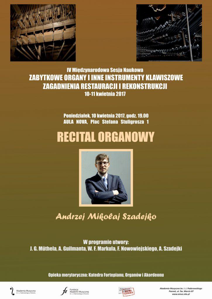 10.04.2017 koncert (konferencja organy)