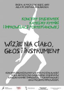11.05.2016 koncert rytmiki