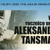 11.06.2017-Tansman