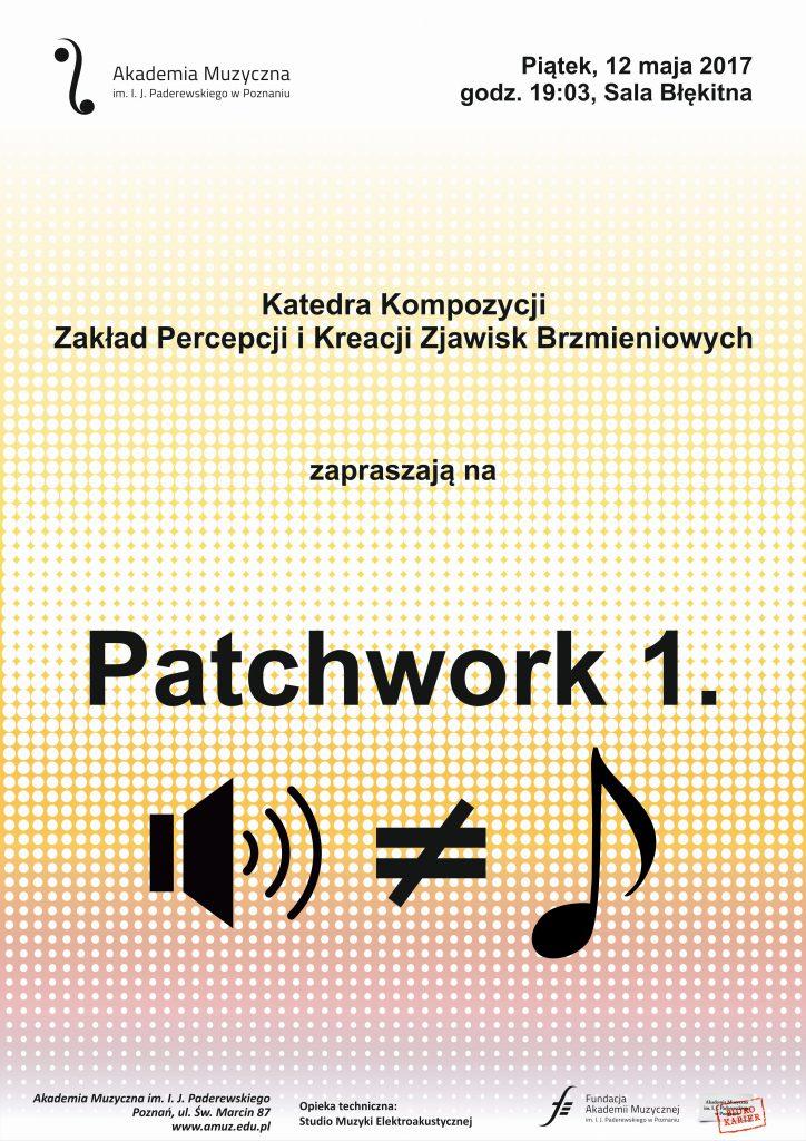 12.05.2017 Patchwork