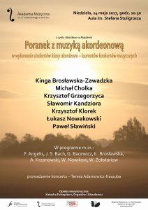 14.05.2017 koncert akordeonowy