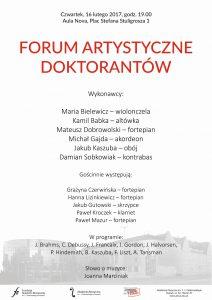 16.02.2017 forum doktorantów