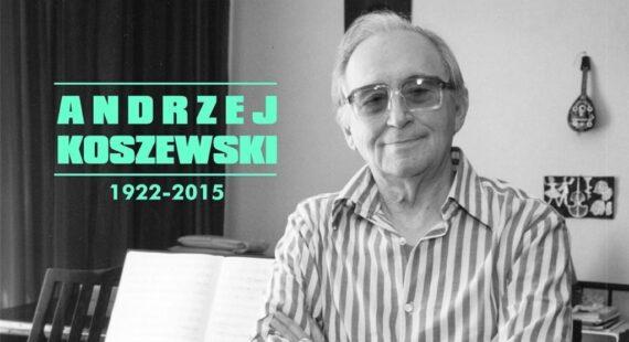 Międzynarodowy Konkurs Kompozytorski im.Andrzeja Koszewskiego – zaproszenie