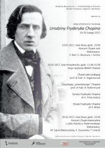 19-20.02.2017 Urodziny Chopina