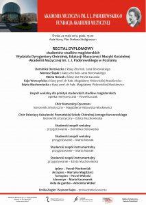 24.05.2017 dyplomy wydz. IV