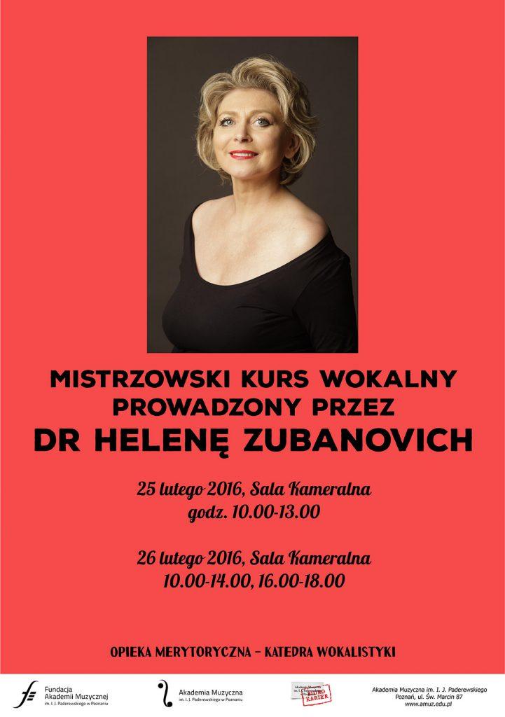 25-26.02.2016 Helena Zubanovich
