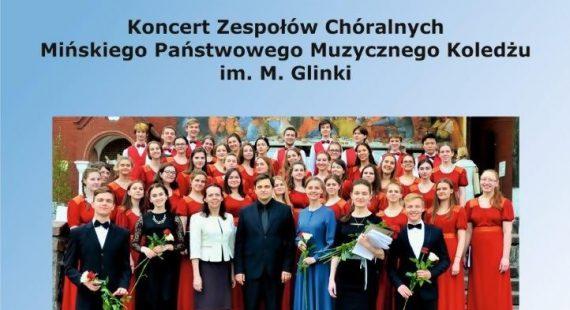 Koncert współczesnej muzyki chóralnej