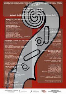 26-28.02.2017 musica archi