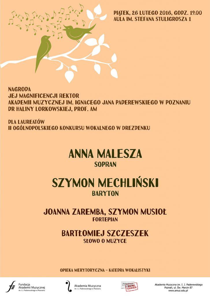26.02.2016 nagroda JM Rektor