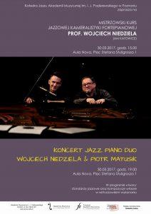 30.03.2017 Jazz piano duo