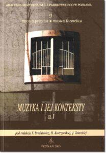 36.-Musica-practica-–-musica-theoretica-9-Muzyka-i-jej-konteksty-cz.-I