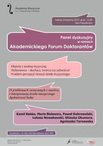 8.04.2017 forum doktorantów