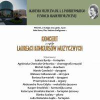 Afisz-21.02.2017-koncert-laureatów-prof.-Kaszuba-1