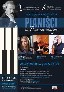 Akademi_Muzyczna_plakat druk