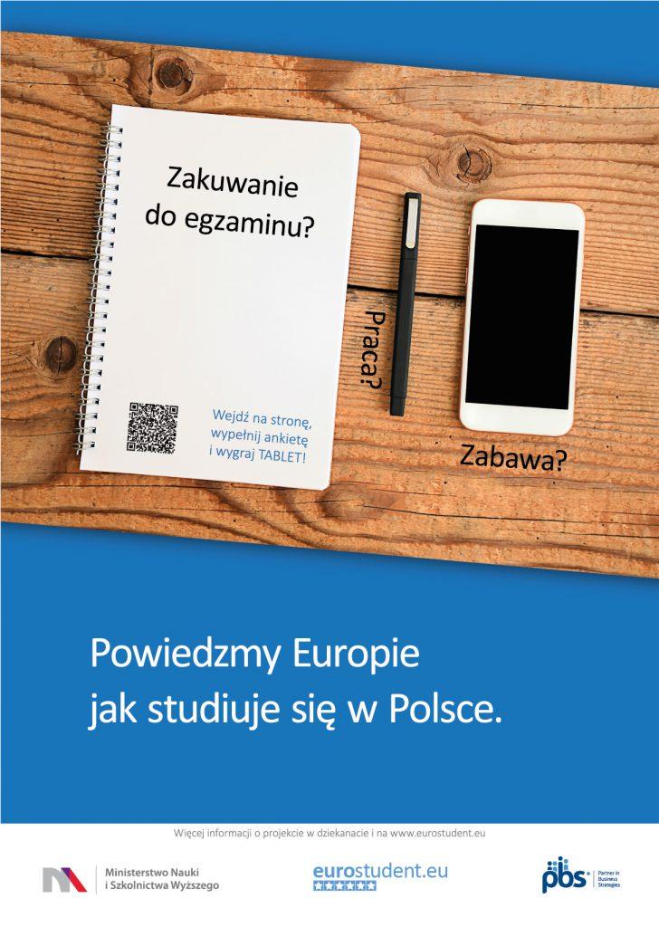 EUROSTUDENT VI - plakat