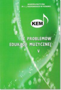 14d8c64295e99c Książki – Akademia Muzyczna im. Ignacego Jana Paderewskiego w Poznaniu