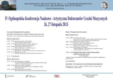 Kopia_zapasowa_Konferencja Doktorantów 26,27 list 2015 1