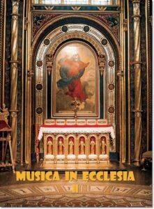 Musica in ecclesiaIII