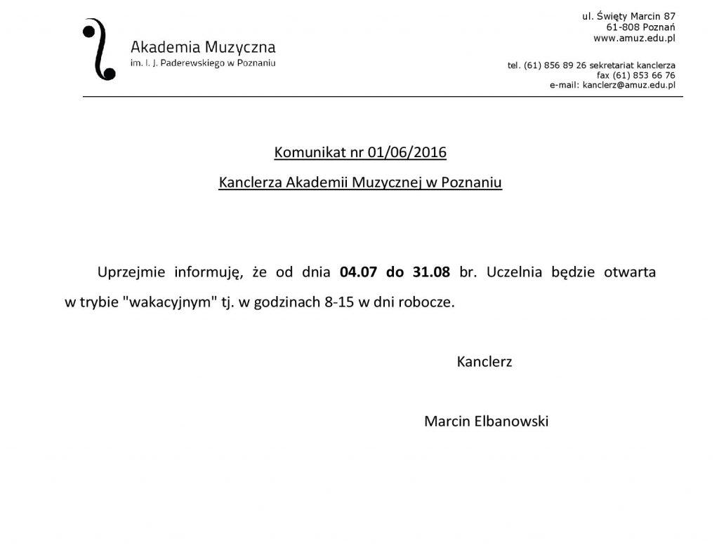 kom K Nr01_06_2016 Tryb letni otwarcia Uczelni 04.07 - 31.08-page-001