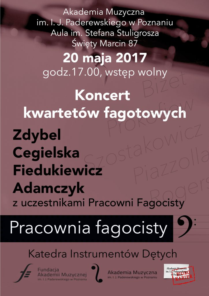 kwartety koncert