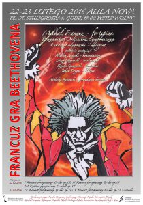 plakat Beethoven