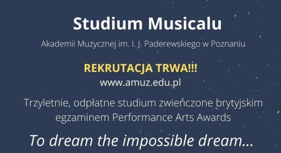 Studium Musicalu